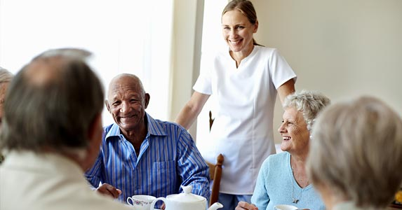 Retirement Planning - Assisted Living
